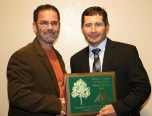 Wade Norris Master Logger of the Year